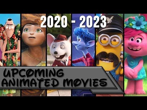 Cartoon Movies 2019 And 2020