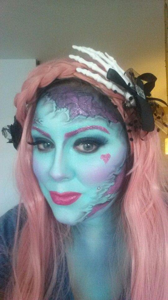 Makeup halloween women