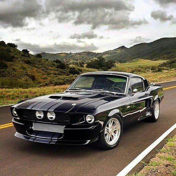 1967 Mustang Eleanor  Soon......