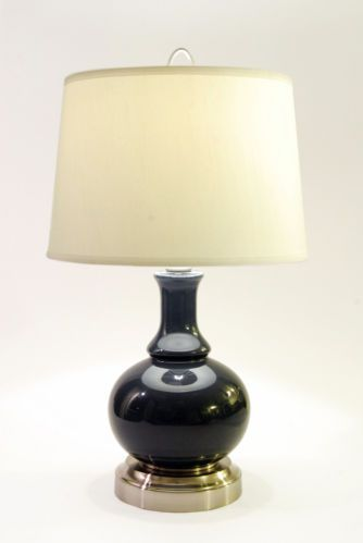 new working sample cordless table lamp battery operated lamp rechargeable ebay lovely. Black Bedroom Furniture Sets. Home Design Ideas
