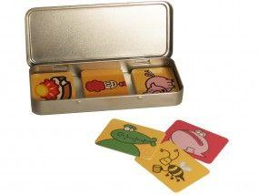 TOM - Memospiel | Kennst du TOM und seine Freunde? Wer sich die Position von TOM, dem Marmeladenbrot mit Honig oder dem Müller gut merken kann, wird mit Bildpaaren belohnt. | Erhältlich bei www.kultstuecke.com