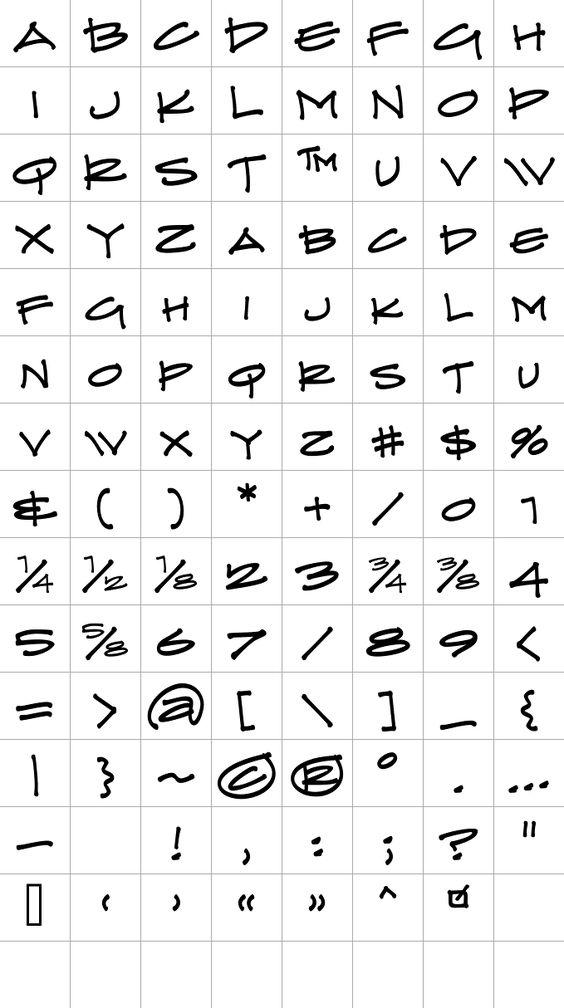 Google handwriting api