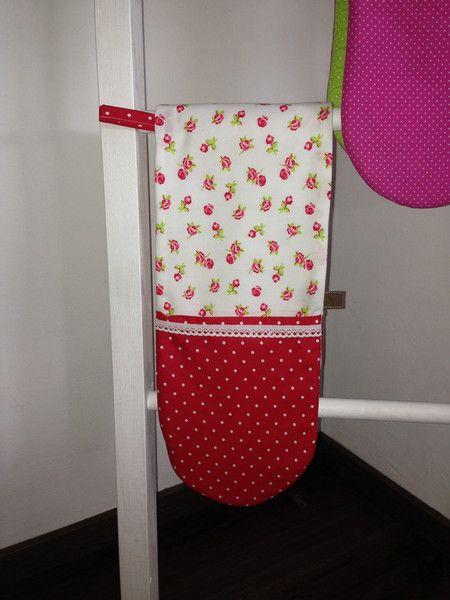 Kissen - Backblechhandschuh, tolles Küchenaccessoire - ein Designerstück von cosida bei DaWanda