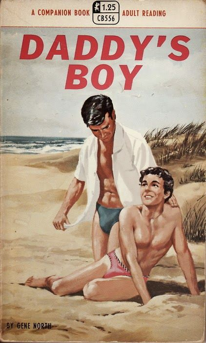 Vintage daddy fishery gay