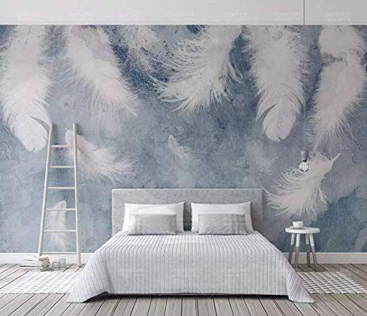 Photo Wallpaper Non Woven Wallpaper 3d Wall Decoration Design Modern Adjustable Wall Pictures Hand Dr Inneneinrichtung Schlafzimmer Schlafzimmer Design Tapeten