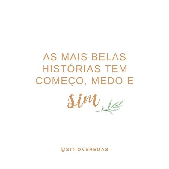 Comece. 💪🏻🌷 #inspiraveredas #veredasépracasar