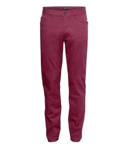 Pantalón ajustado en sarga