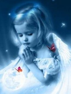 Little angel angel wings pinterest mobile wallpaper babies and mobiles - Angel baby pictures wallpapers ...