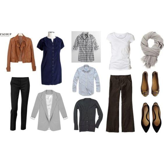 Teacher Fall Wardrobe, created by autumn85 on Polyvore