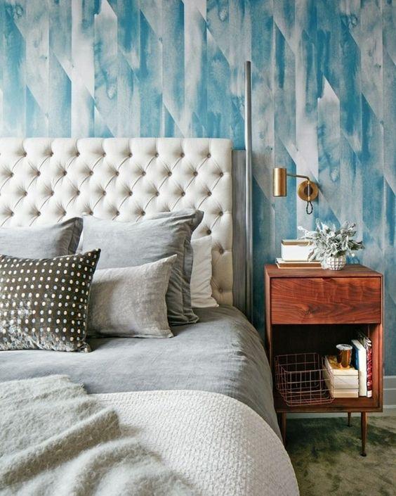 romantisches schlafzimmer gestalten grelle wandfarben, Wohnzimmer dekoo