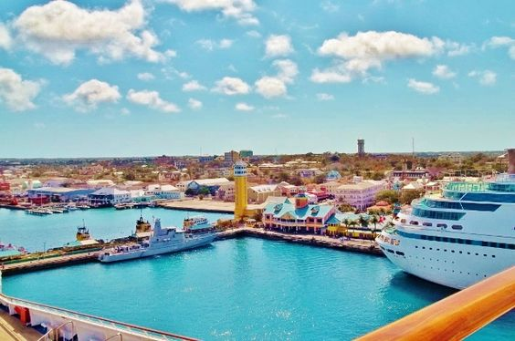 Nassau bahamas via royal caribbean cruise line cool places i 39 ve been to pinterest royal - Cruise port nassau bahamas ...