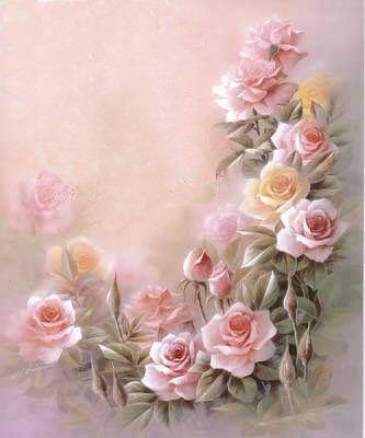 /Estudar com amor, com a suavidade do perfume das rosas...