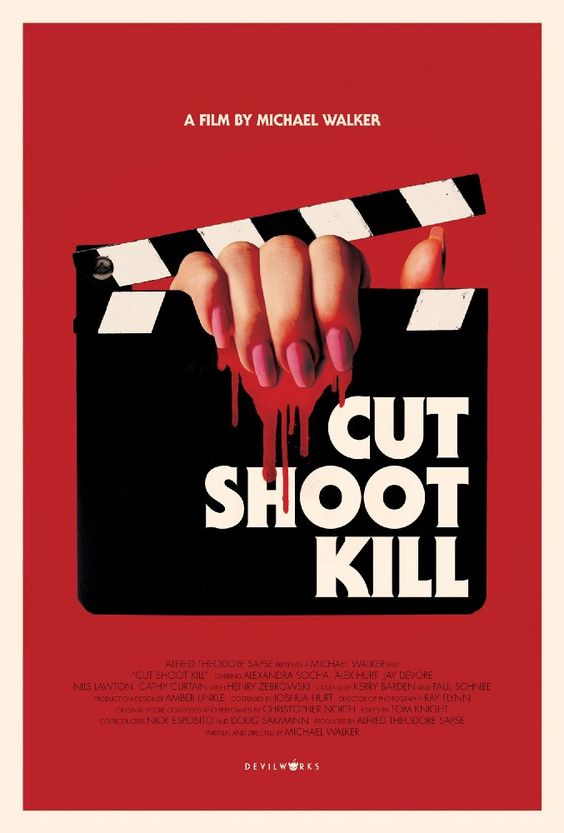 Cut Shoot Kill (2017) HDRip
