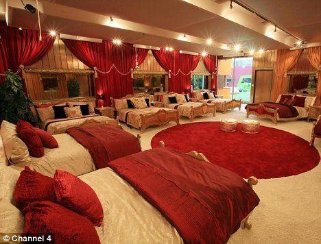 . Sleepover Room   Popcorn machines  Mini fridge and Slumber parties