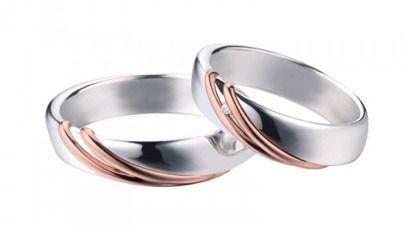 Fedi nuziali e gioielli Biffi Gioielli, fedi Argento e Oro rosa