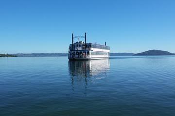 Lake Rotorua Paddle Boat Cruise with Breakfast or Lunch - Rotorua   Viator