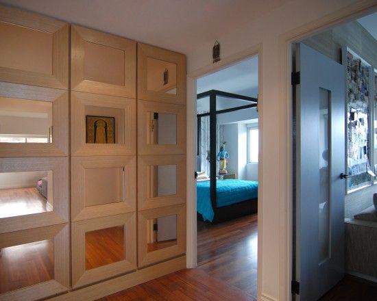 Hall Closet Closet Designs And Closet On Pinterest