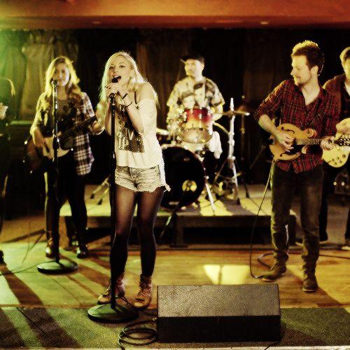 Emily Kinney band