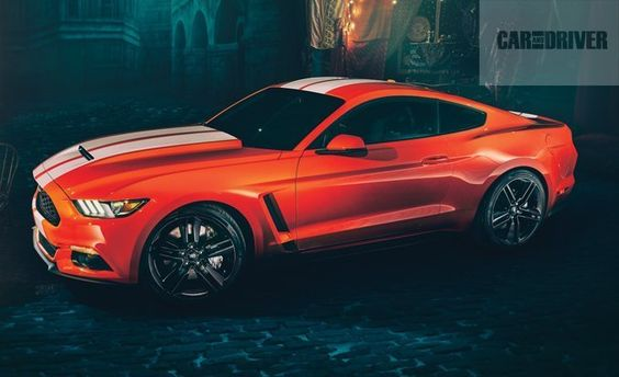 """2016 Ford Mustang Shelby GT350: Sprinkled With Some SVT """"Voodoo"""""""