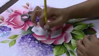 Pintando Rosas | Cantinho do Video