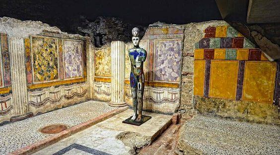 Museo di Santa Giulia Brixia Parco Archeologico.