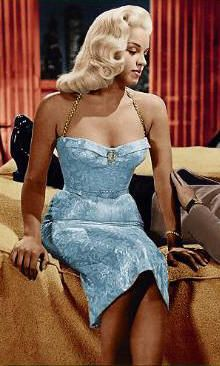 Diana Dors Style - Steal her look