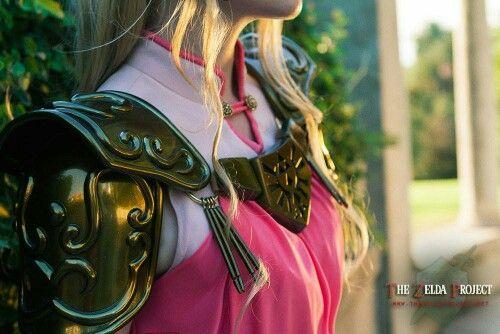 OoT Princess Zelda Cosplay The Zelda Project