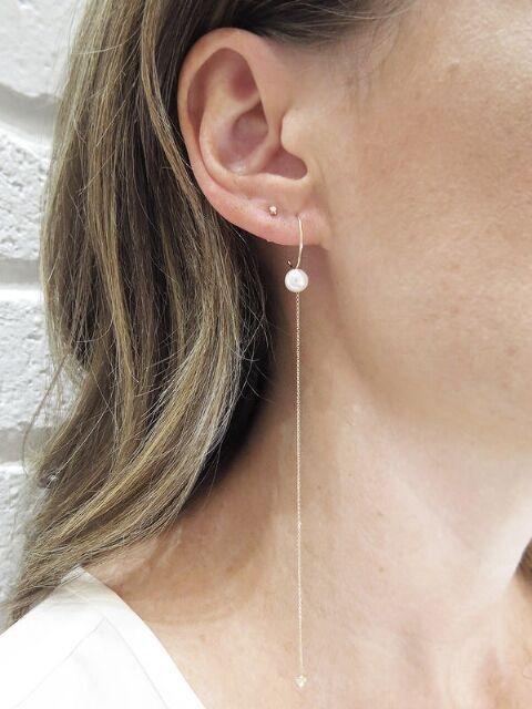 Double Piercing Earring Multiple