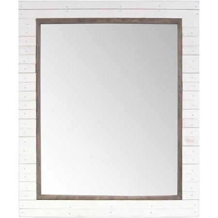 """Better Homes and Gardens 19"""" x 23"""" Oracoke Mirror, Multiple Colors"""