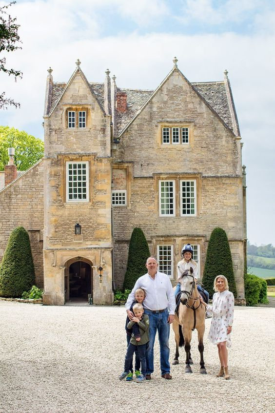 Dixton Manor: Inside the Hambro family home | Tatler Magazine