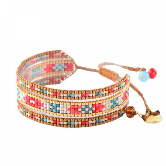 Woman Pearl MulticolourMelange - mishky Bracelet