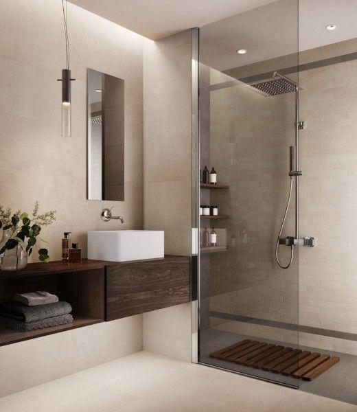 Gro゚e Badezimmer Fliesen