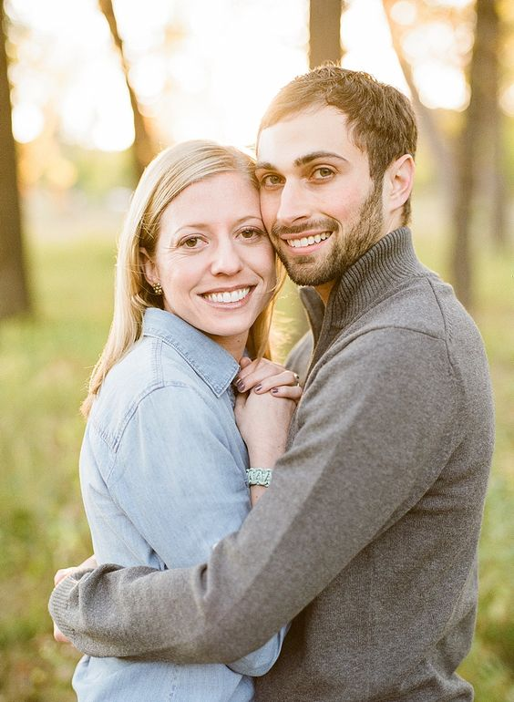 Minneapolis Engagement Session |  Minnehaha Park