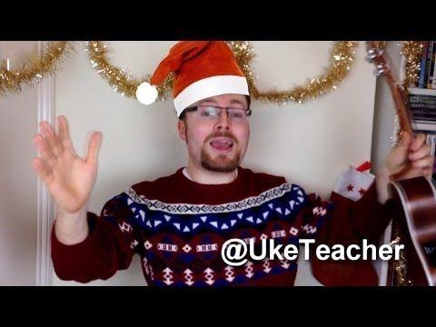 ▶ Christmas Ukulele Songs - Fairytale of New York - (Pogues) (Tutorial) - YouTube