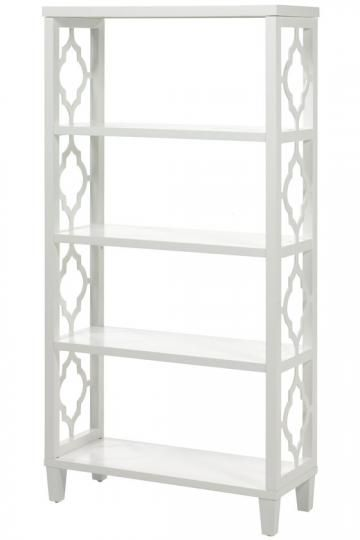 Reflections Open Bookcase Back