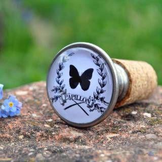 Papillon Flaschenstopfen