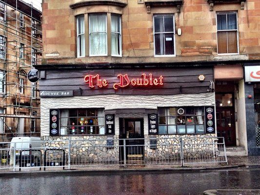 pubs to visit in Glasgow