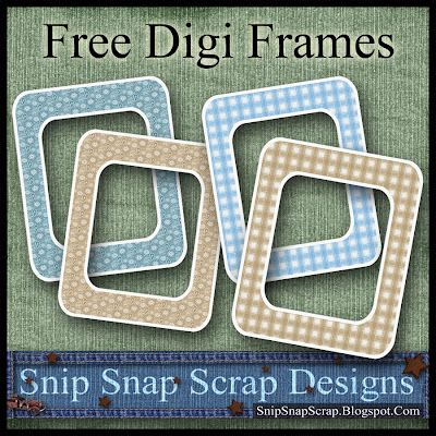 Snip Snap Time to Scrap: Scrapbook Frames ♥♥Join 3,900 people. Follow our Free Digital Scrapbook Board. New Freebies every day.♥♥