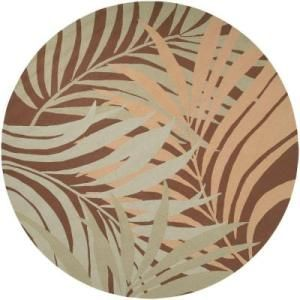 Artistic Weavers Liatris Sage 8 ft. Round Area Rug  on  Daily Rug Deals