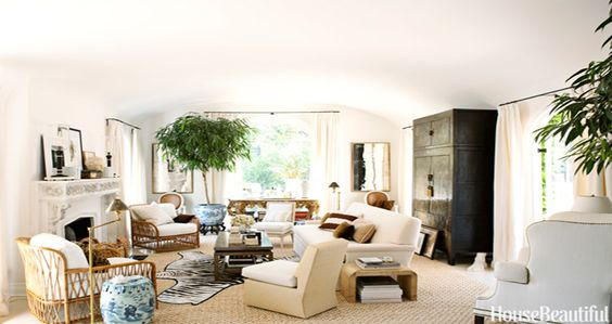 Pinterest the world s catalog of ideas for Mark d sikes dining room