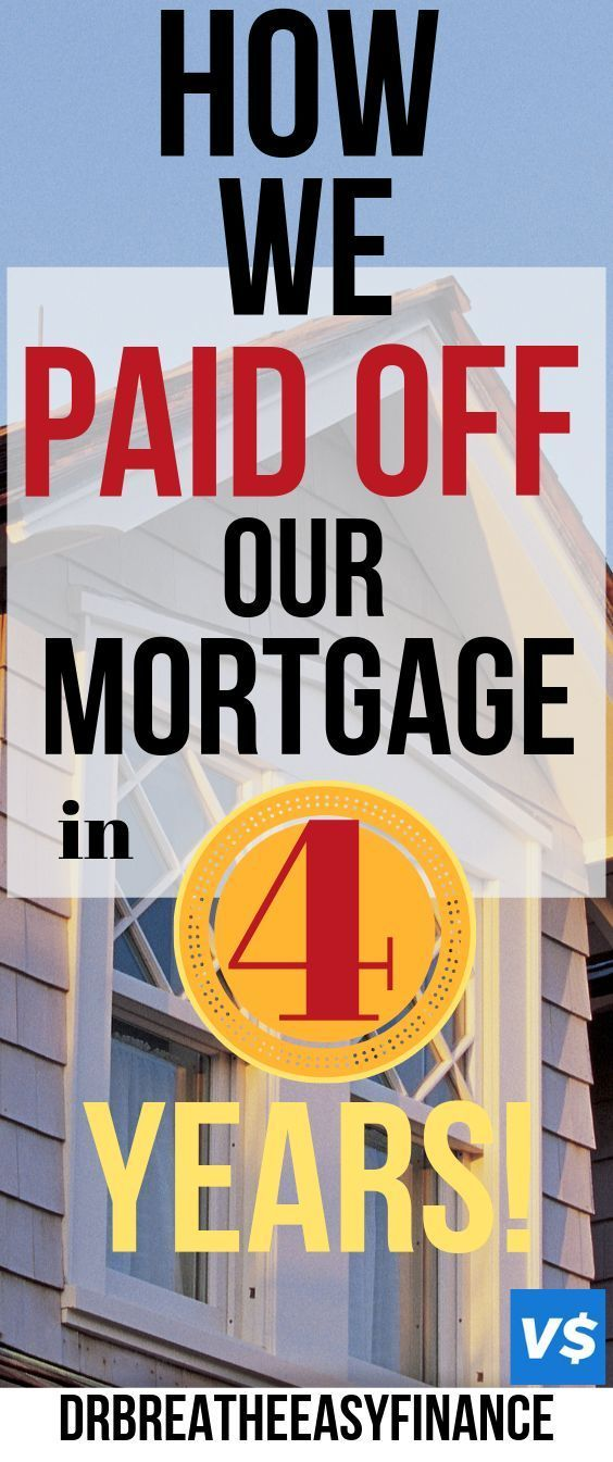 How We Paid Off Our 30 Year Mortgage In 4 Years Vital Dollar Get Out Of Debt Series 30 Year Mortgage Mortgage Free Personal Financial Planning