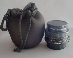 EBAY Minolta 50mm f2 Lens MD fit Tested & Working Film/Digital Manual Focus only
