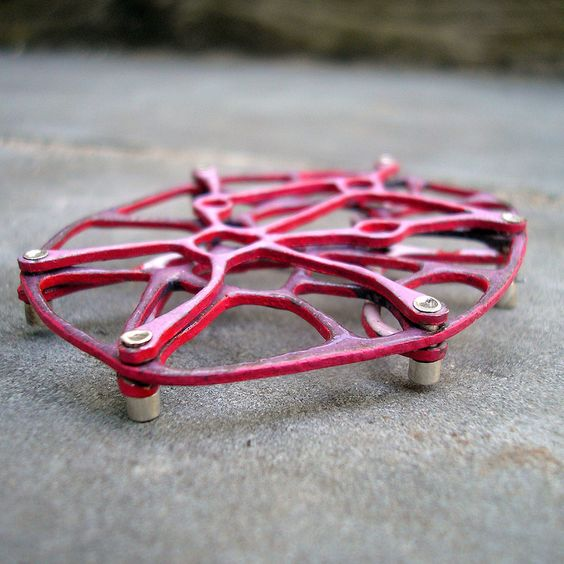 parenchyma brooch | Flickr - Photo Sharing!