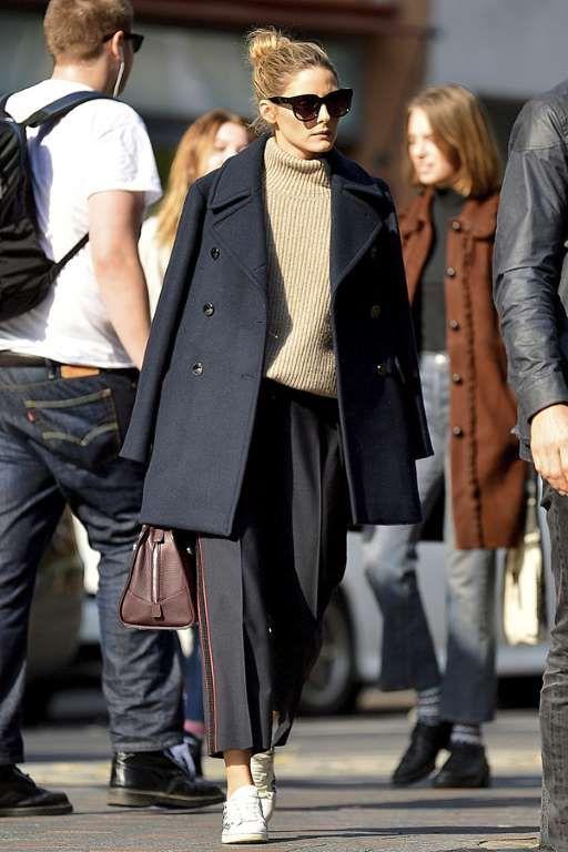 El look de Olivia Palermo que necesitas este otoño. - Foto: Gtres