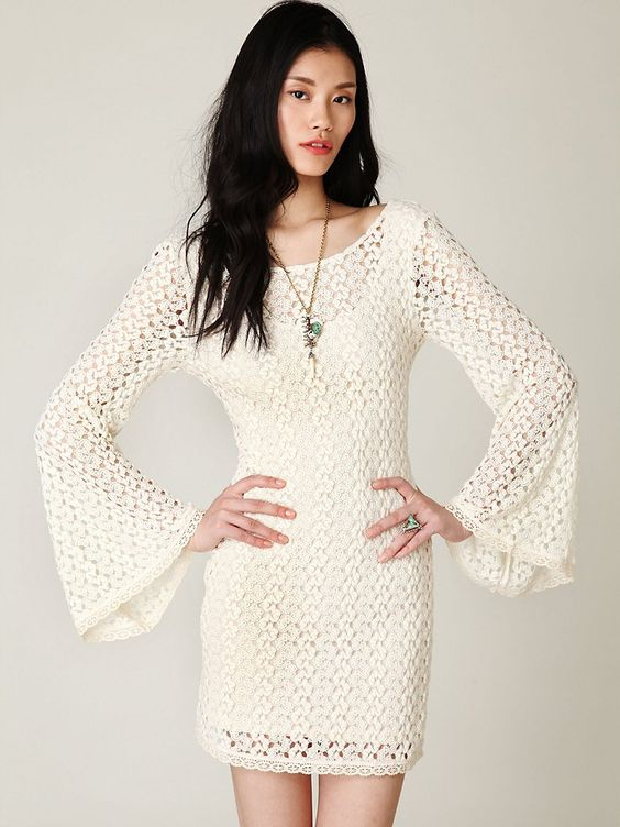 Get this lovely lace dress that Paige Duke rocked in Sweet Home Alabama from Free People $128