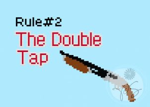 Zombieland Rule #2 | Pixystitches