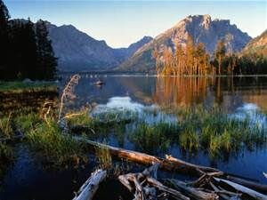 Beautiful Mountain Scenery wyoming - Bing Images