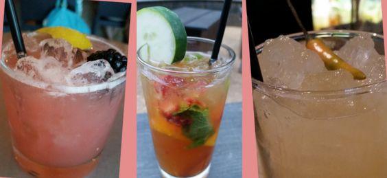 Icenhauer's Summer Sippers Take the Catwalk on Rainey St. #spirits #AustinTX #cocktails