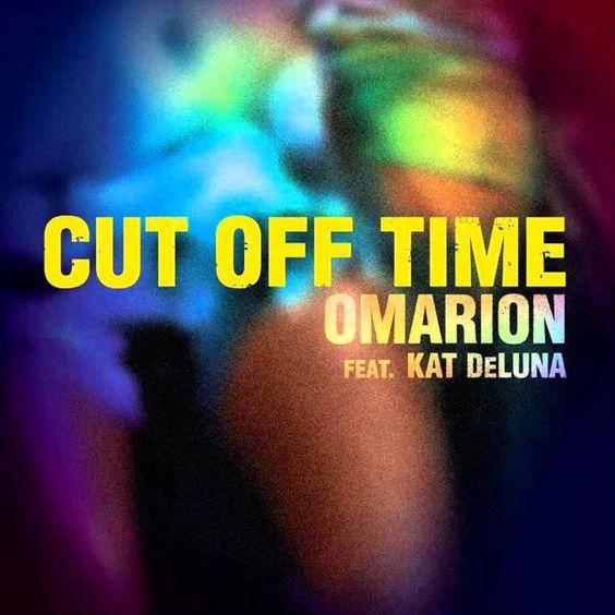 Omarion, Kat DeLuna – Cut off Time (single cover art)