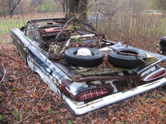1959 Impala  MAKES ME ILL